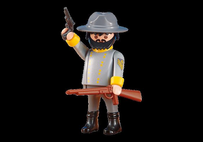 Voják konfederace 6275 Playmobil Playmobil