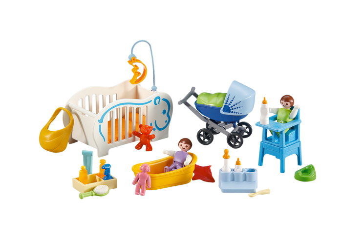 Vybavení pokojíčku 6226 Playmobil Playmobil