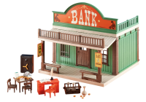 Western banka 6478 Playmobil Playmobil