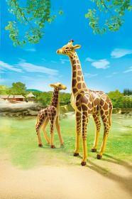 Žirafa s mládětem 6640 Playmobil Playmobil
