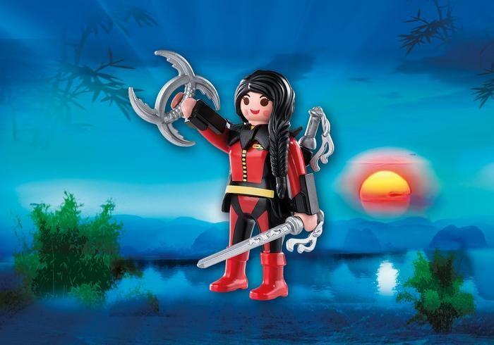 Bojovnice s meči 9073 Playmobil Playmobil