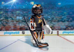 Brankář NHL Anaheim Ducks 9187 Playmobil Playmobil