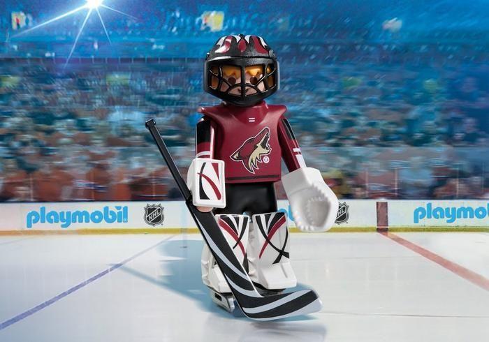 Brankář NHL Arizona Coyotes 9193 Playmobil Playmobil
