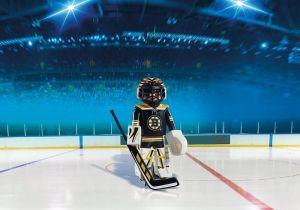 Brankář NHL Boston Bruins 5072 Playmobil Playmobil