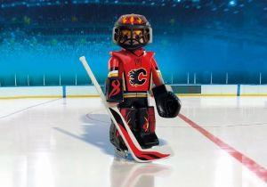 Brankář NHL Calgary Flames 9024 Playmobil Playmobil