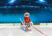 Brankář NHL Chicago Blackhawks 5074 Playmobil Playmobil