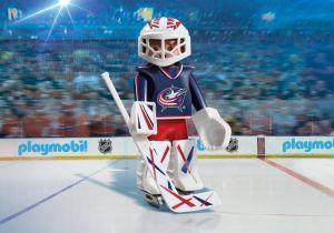 Brankář NHL Columbus Blue Jackets 9201 Playmobil Playmobil