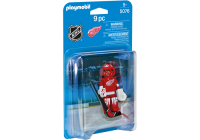 Brankář NHL Detroit Red Wings 5076 Playmobil Playmobil