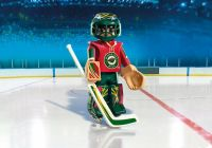 Brankář NHL Minnesota Wild 9038 Playmobil Playmobil