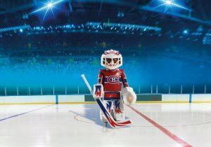 Brankář NHL Montreal Canadiens 5078 Playmobil Playmobil