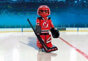 Brankář NHL New Jersey Devils 9036 playmobil Playmobil