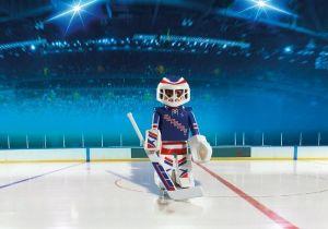 Brankář NHL New York Rangers 5081 Playmobil Playmobil