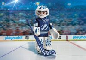 Brankář NHL Tampa Bay Lightning 9185 Playmobil Playmobil