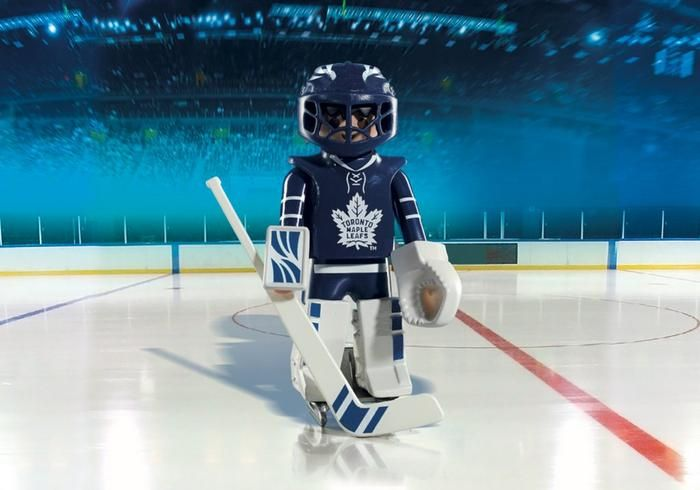 Brankář NHL Toronto Maple Leafs 5083 Playmobil Playmobil
