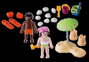 Děti na pláži 9085 Playmobil Playmobil