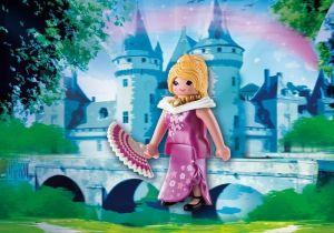 Dvorní dáma s vějířem 9072 Playmobil Playmobil