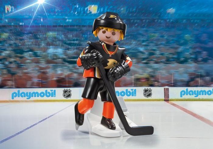 Hokejista NHL Anaheim Ducks 9188 Playmobil Playmobil
