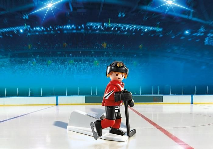 Hokejista NHL Chicago Blackhawks 5075 Playmobil Playmobil