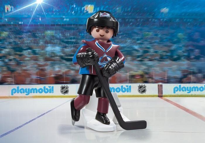 Hokejista NHL Colorado Avanlanche 9190 Playmobil Playmobil