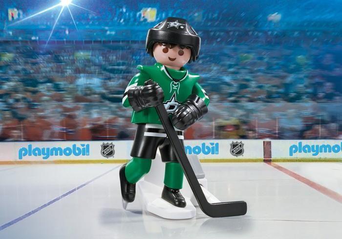 Hokejista NHL Dallas Stars 9182 Playmobil Playmobil