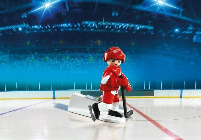 Hokejista NHL Detroit Red Wings 5077 Playmobil Playmobil