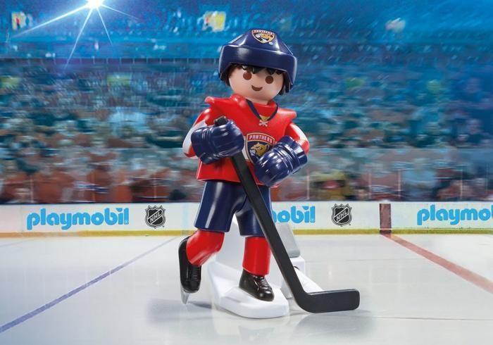Hokejista NHL Florida Panthers 9192 Playmobil Playmobil