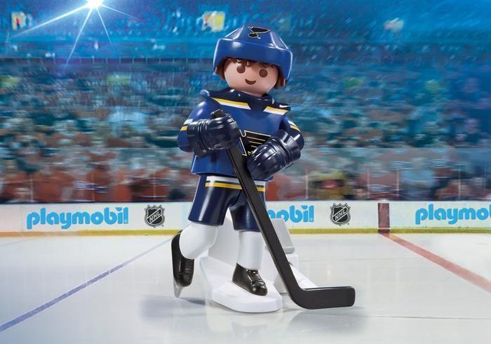 Hokejista NHL St. Louis Blues 9184 Playmobil Playmobil