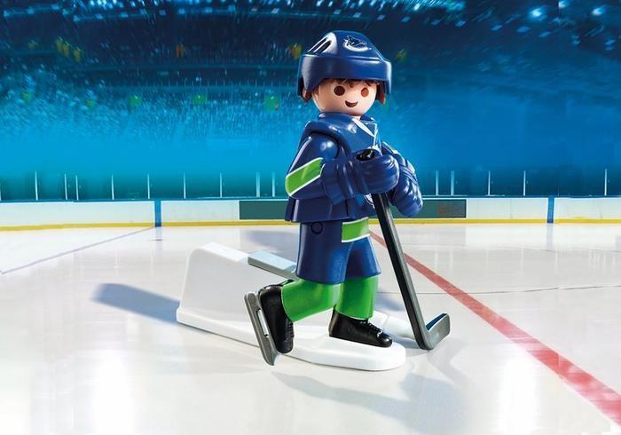 Hokejista NHL Vancouver Canucks 9027 Playmobil Playmobil