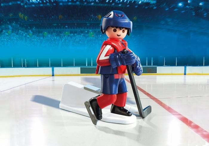 Hokejista NHL Washington Capitals 9035 Playmobil Playmobil