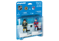 Hokejisté NHL Boston Bruins a New York Rangers 9012 Playmobil Playmobil