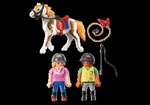 Jezdecká instruktorka 9258 Playmobil Playmobil