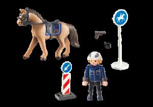 Jízdní policie 9260 Playmobil Playmobil