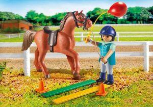 Koňská terapeutka 9259