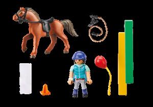 Koňská terapeutka 9259 Playmobil Playmobil
