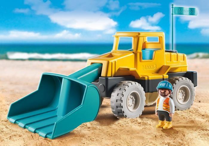 Nakladač na písek 9145 Playmobil Playmobil