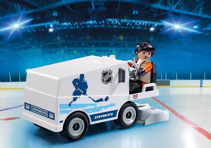 NHL Rolba Zamboni 9213 Playmobil Playmobil