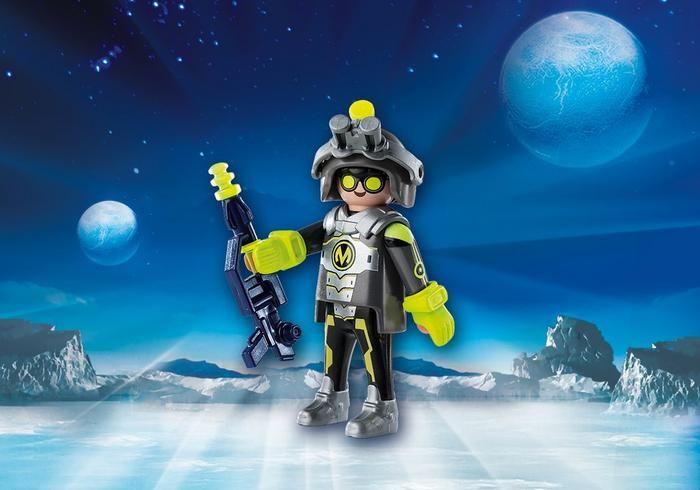 Noční špion Mega Masterů 9077 Playmobil Playmobil