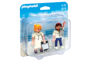 Pilot a letuška 9216 Playmobil Playmobil