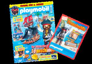 Playmobil magazín 4/2017 80590