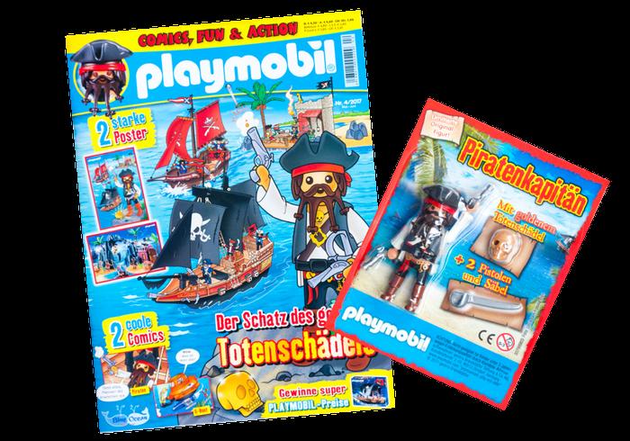 Playmobil magazín 4/2017 80590 Playmobil Playmobil