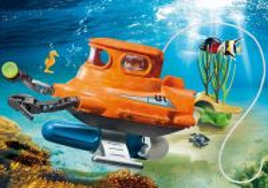 Ponorka s motorem 9234