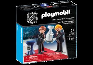 Představení Stanley Cupu 9015 Playmobil Playmobil