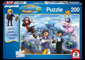 Puzzle Super4 - Technopolis 80709