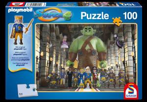 Puzzle Super4 - Země králů 80707