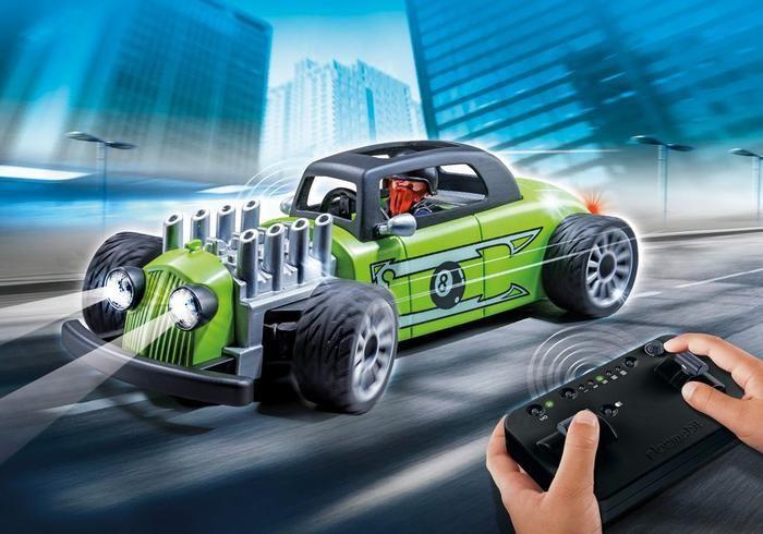 RC Rock'n'roll Racer 9091 Playmobil Playmobil