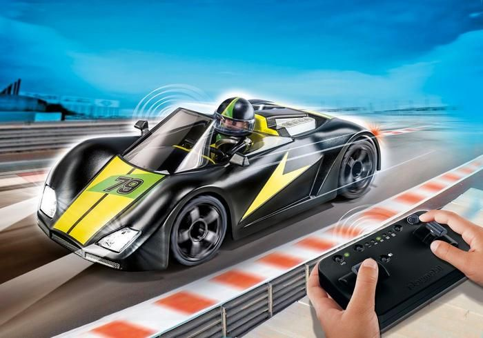 RC Supersport Racer 9089 Playmobil Playmobil