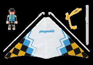 Rogalo bílé 9206 Playmobil Playmobil