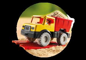 Sklápěčka na písek 9142 Playmobil Playmobil
