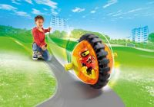 Speed Roller oranžový 9203