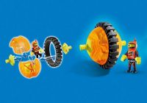 Speed Roller oranžový 9203 Playmobil Playmobil